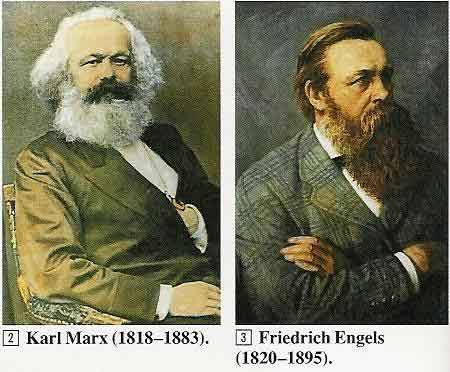 the definition of capitalism in the philosophy of marx and engels Karl marx believed that capitalism through industrialization had increased the productive capability of the world's economy far beyond that ever witnessed before.