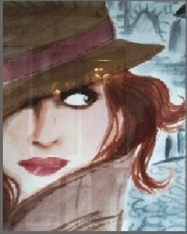 a spy lady