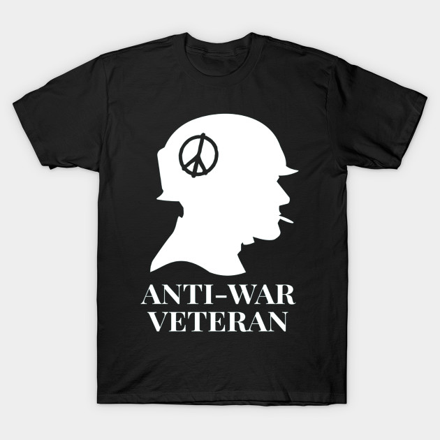 anti-war t-shirt