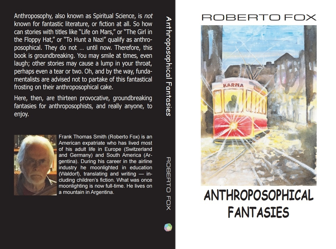 Antroposophical Fantasies book cover
